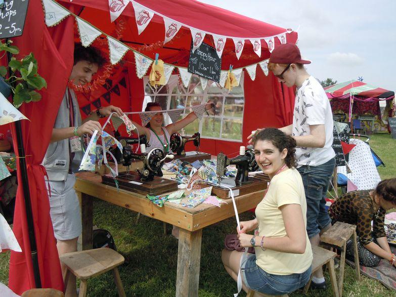 Glastonbury Festival 2015 6